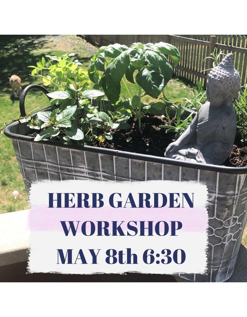 Piccolo AMORE LLC Herb Garden