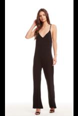 Chaser Cool Black Jumpsuit