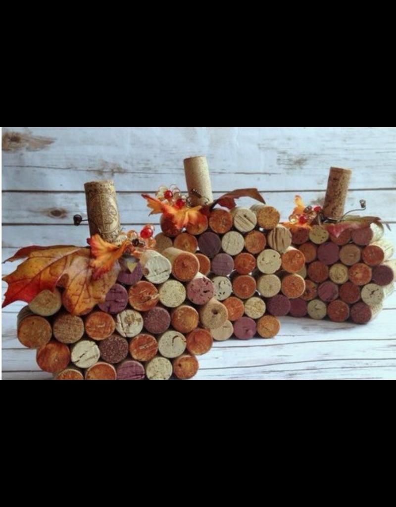Pumpkin Cork Workshop 09/25