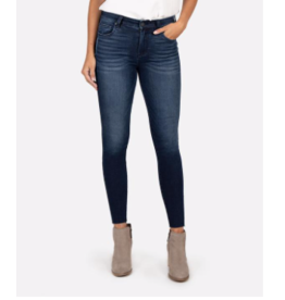 KUT Connie High Rise Slim Fit Ankle Skinny