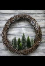 Piccolo AMORE Christmas Tree Wreath Workshop