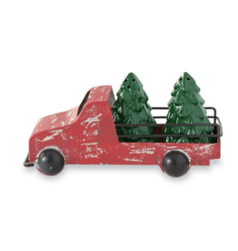 Mudpie Truck Salt & Pepper Set
