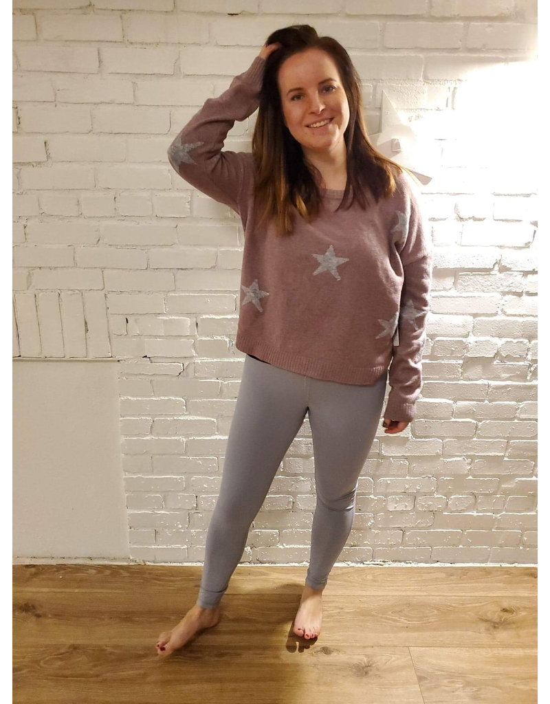 Six Fifty Clothing Ultra Soft Star Sweater