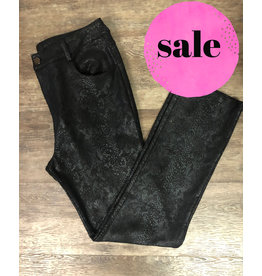 Fate Vegan Snakeskin Pants
