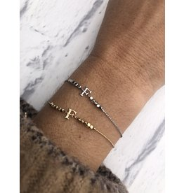 Wholesale New York Letter Bracelet