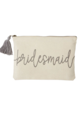 Mudpie Bridesmaid Canvas Bag