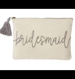 Mudpie Bridesmaid Canvas Bag