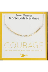 ZAD Morse Code Necklace