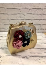 Wholesale New York Floral Clutch