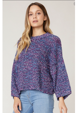Party Favor Confetti Sweater Jack by BB Dakota