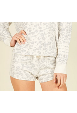 VINTAGE  HAVANA Soft Leopard Shorts