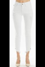 Kancan Summer Breeze White Jeans