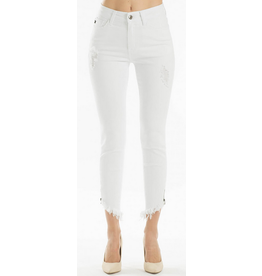 Kancan Summer Breeze White Jeans