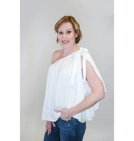 ANAMA One Shoulder Top