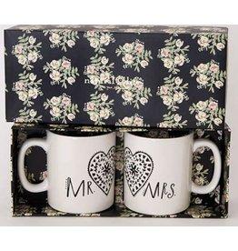 Natural Life Set of 2 Mugs