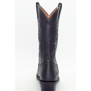 "Double H 12"" Black Work Western Boot DH3256"