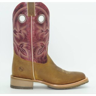 "Double H Men's 11"" Wide Square Toe ICE™ Roper DH6701"