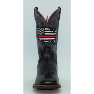 c4f74bb304d Dan Post - THIN RED LINE LEATHER BOOT DP4514