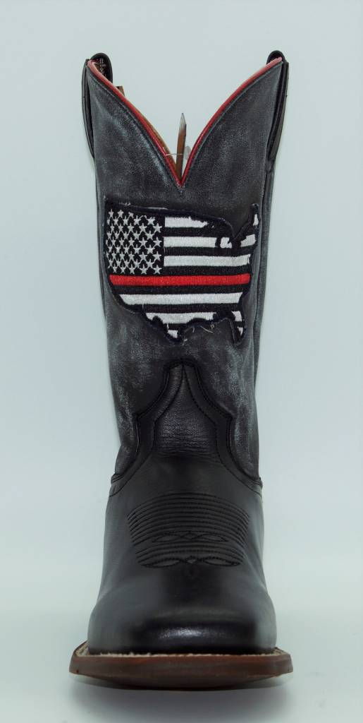 81b3acbb7c1 Dan Post - THIN RED LINE LEATHER BOOT DP4514