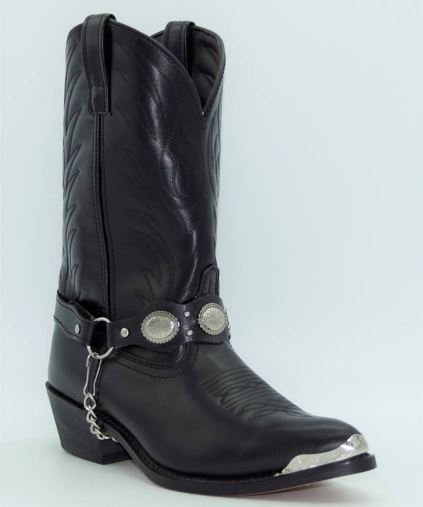 Mens Tallahassee Silver Toe Plate 6770