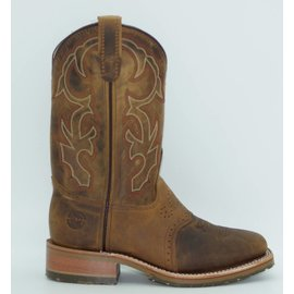 "Double H Jase Men's 11"" Domestic Wide Square Toe ICE™ Roper DH3560"