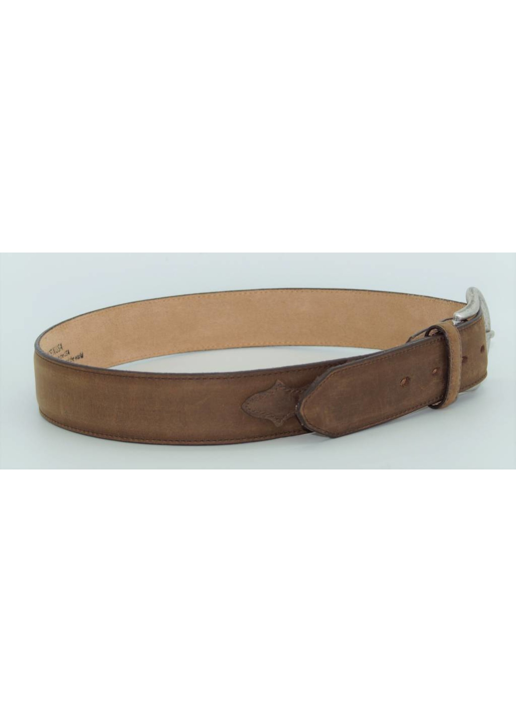 Justin Justin Men's Bay Apache Leather Belt 172BY