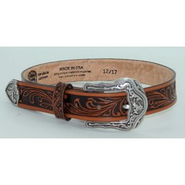 TONY LAMA KID'S LIL WESTERLY BELT C60214