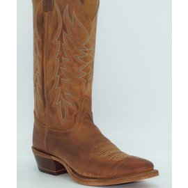 Justin Keaton Cognac Leather Boot BR251