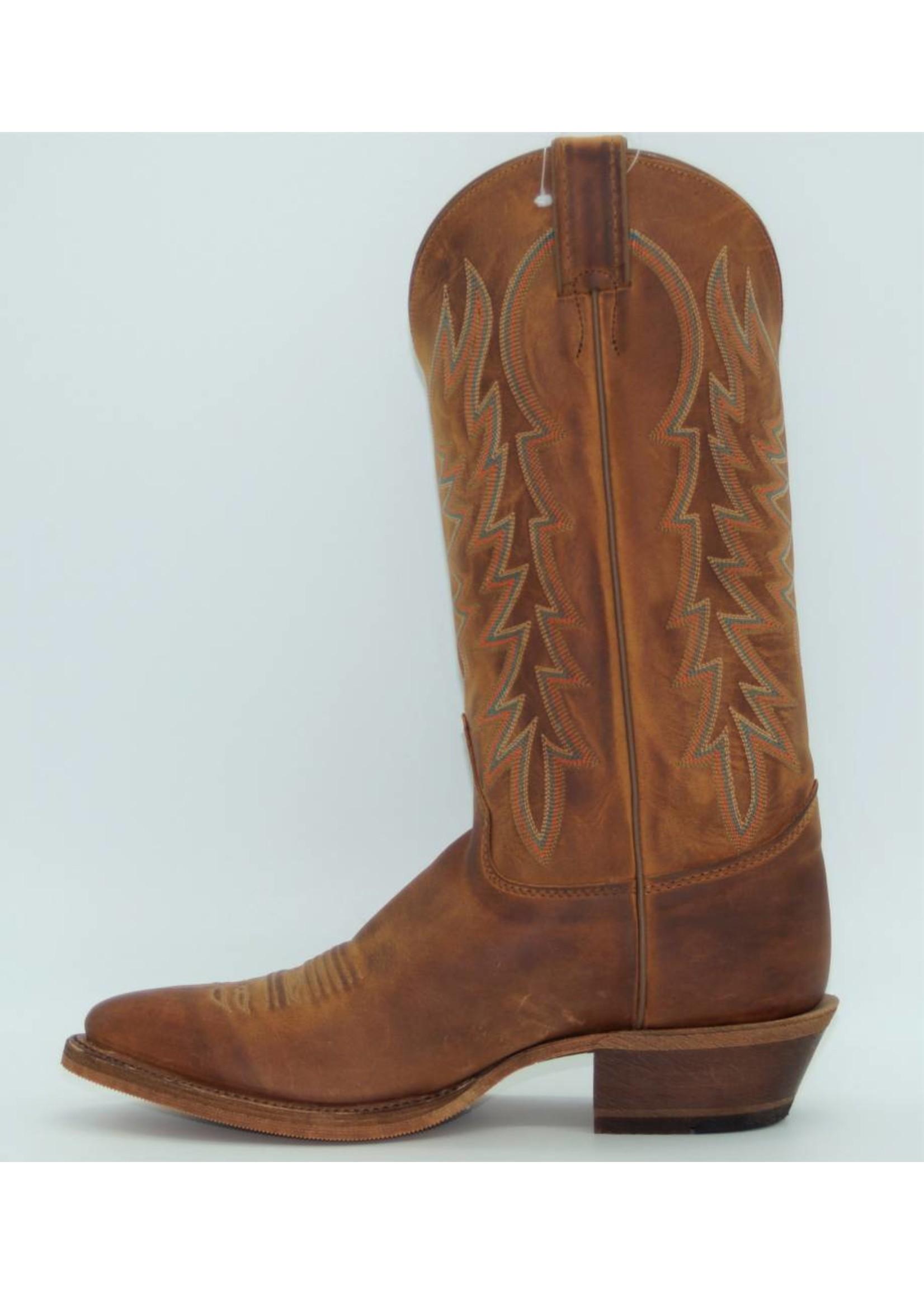 Justin Justin Keaton Cognac Leather Boot BR251