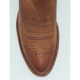 Justin Justin Keaton Cognac Leather Boot BR251
