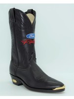 Laredo Ford Racing  Black Western Boots 28-2482