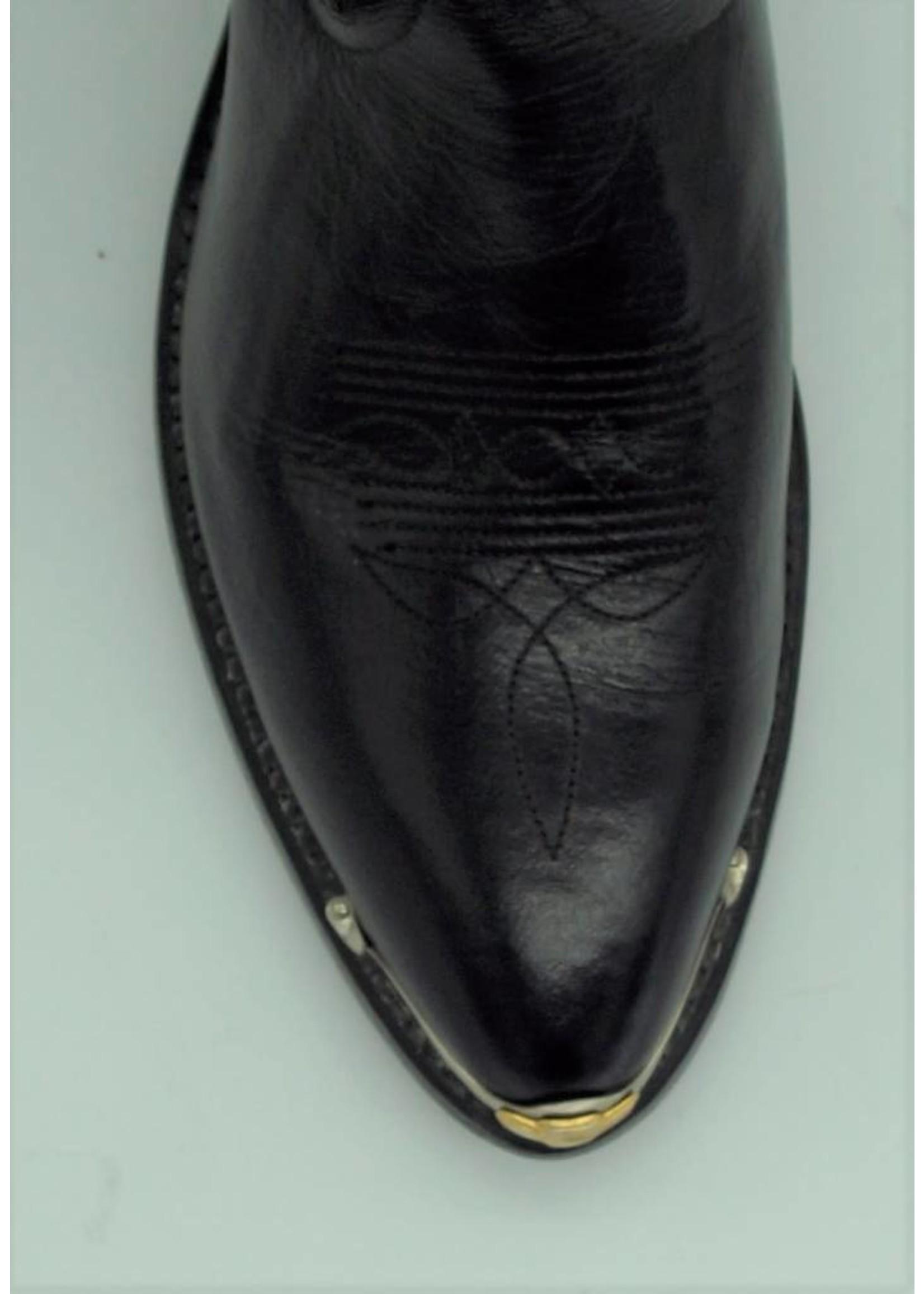 Laredo Black Chevy Racing Western Boots 28-2480