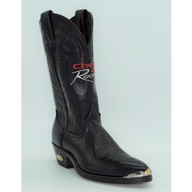 Laredo Black Chevy Racing Western Boots 28-2480