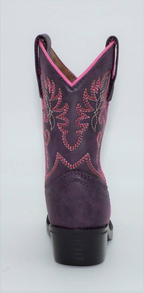 Childrens Laredo Jam Cowboy Boot Lc2457 Circle B Western