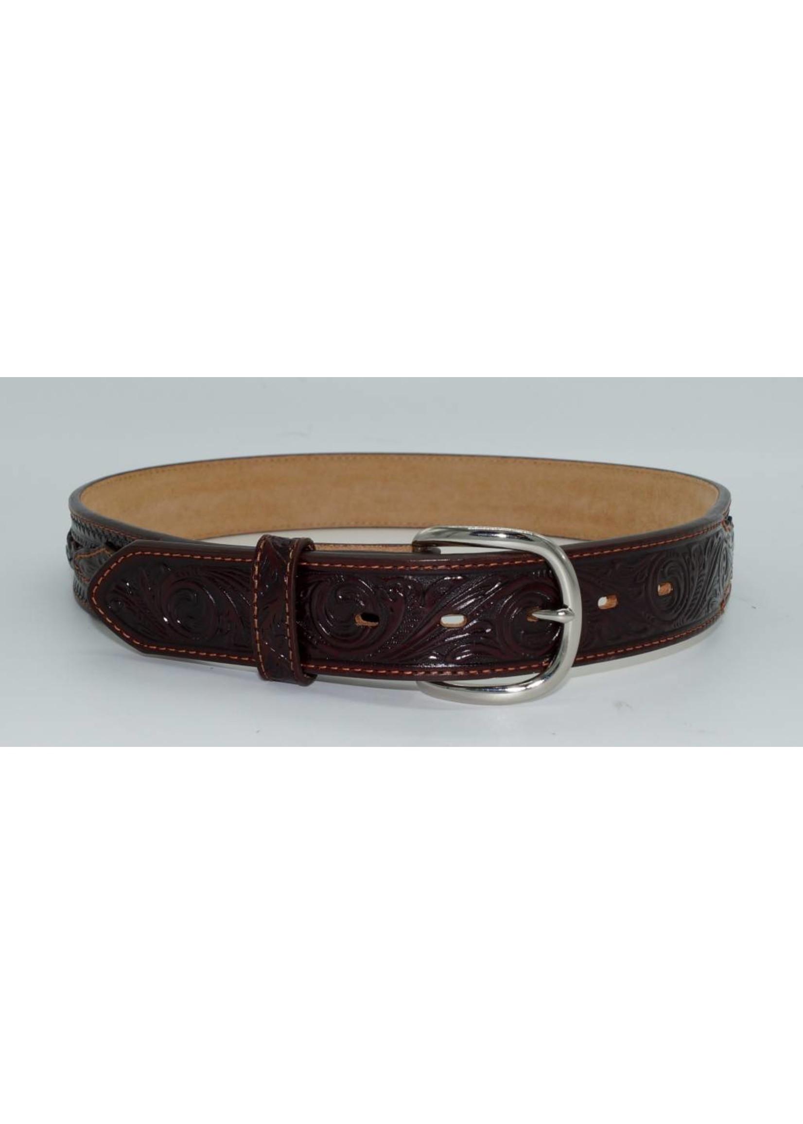 Tony Lama Men's Pueblo Lace Belt by Leegin Belt C42494