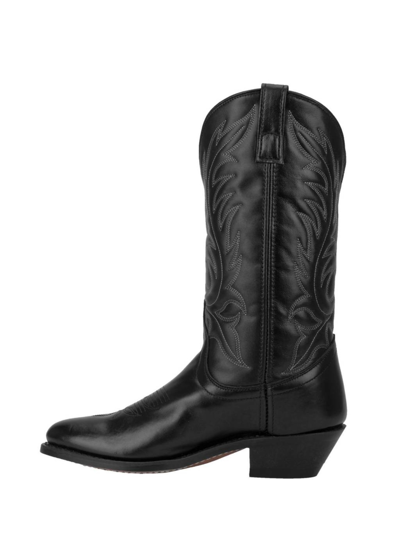 Laredo Women's Kadi Black Leather Foot Western Boots 5740