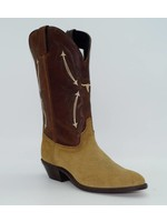 Laredo Women's  Brown Suede Boots 6022