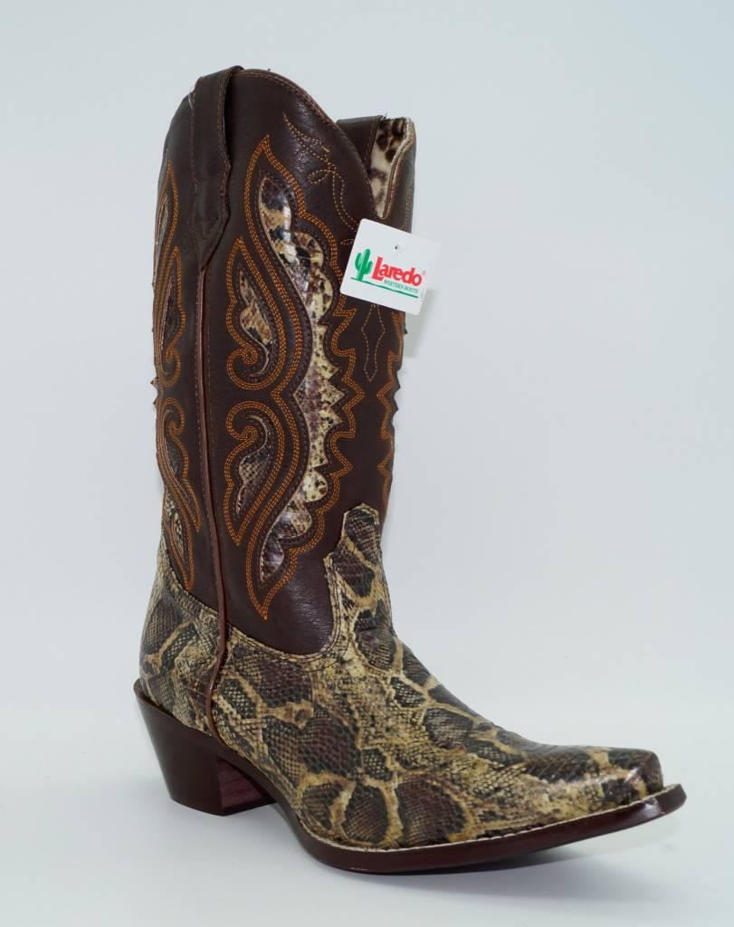 e432ec1ac0b Women's Genuine Python Snake Skin Boots 5766