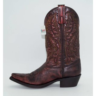 Laredo Women's Distressed Brown Western Boots 5108