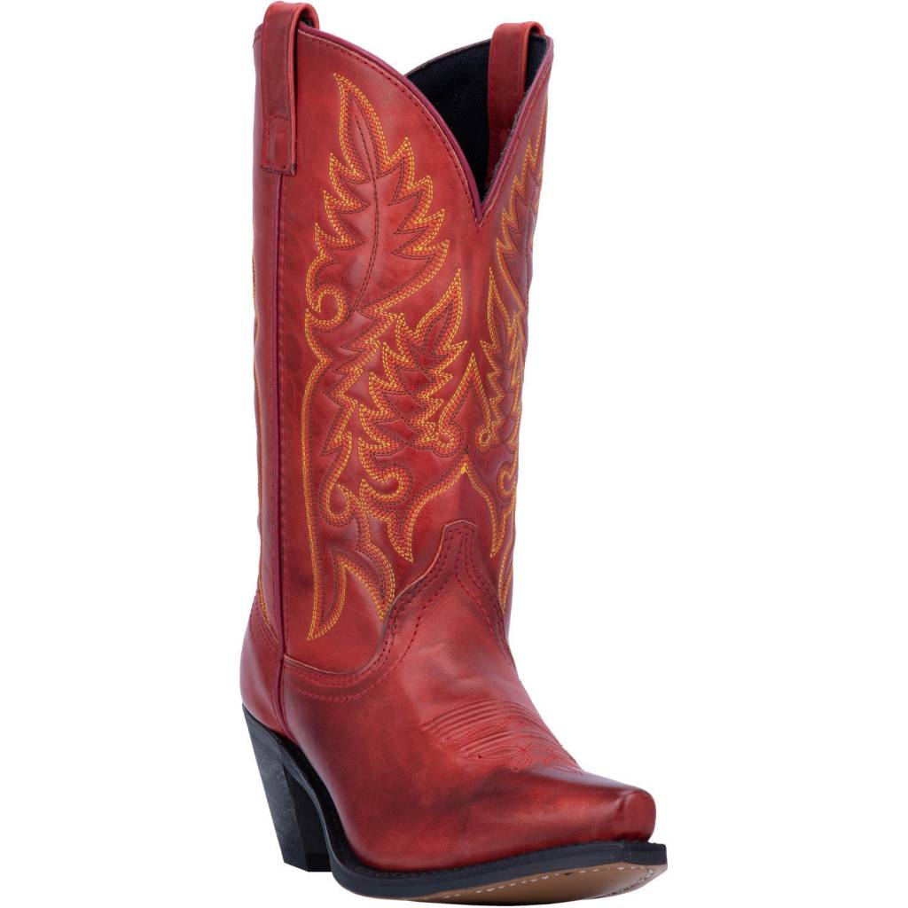 Women's 11-Inch Madison Red Western