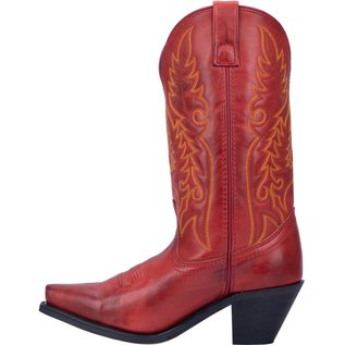 Laredo Women's 11-Inch Madison Red Western Boots 51055