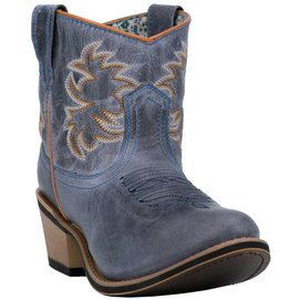 Laredo Women's Sapphrye Navy Ankle Boots 51026
