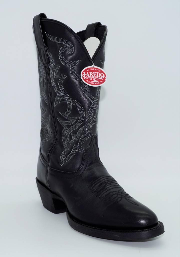 Women's Maddie Black Cowboy Boots