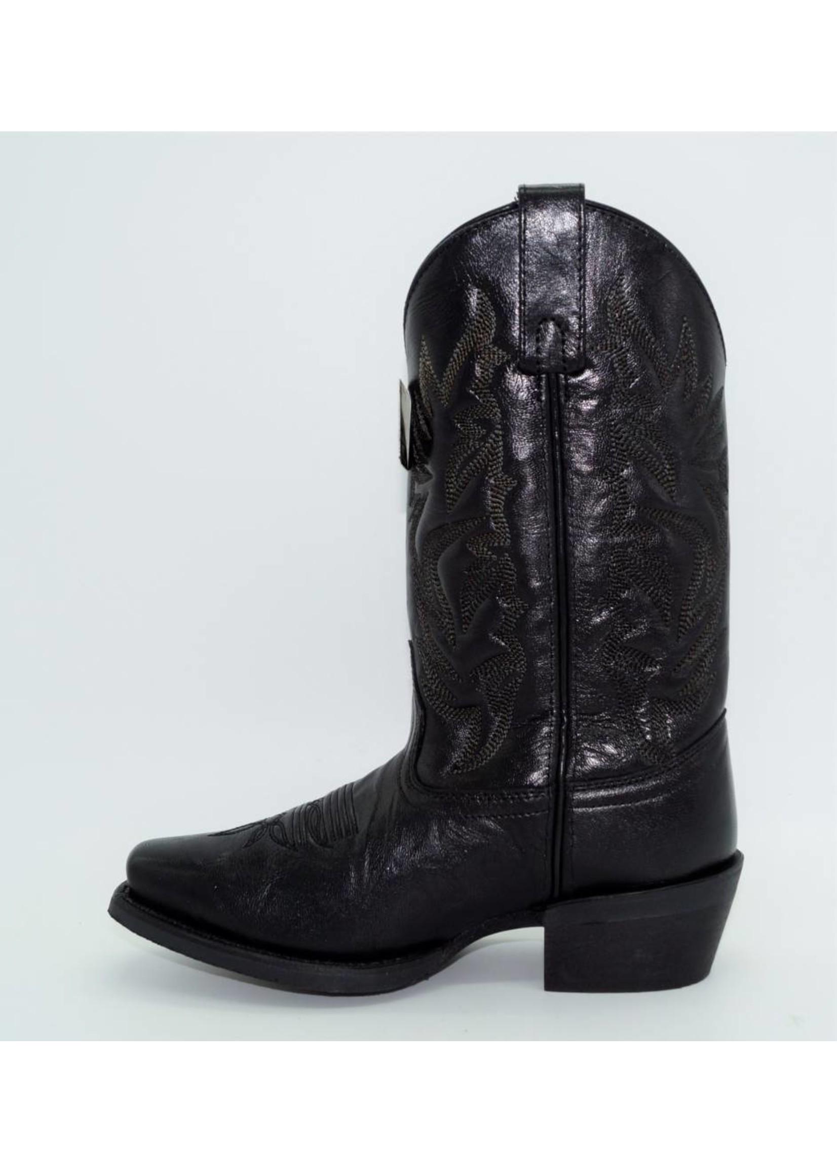 Laredo Women's Christine Western Boots Black 51130