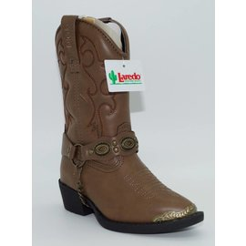 Laredo Children's Boot with Harness Strap LC2210