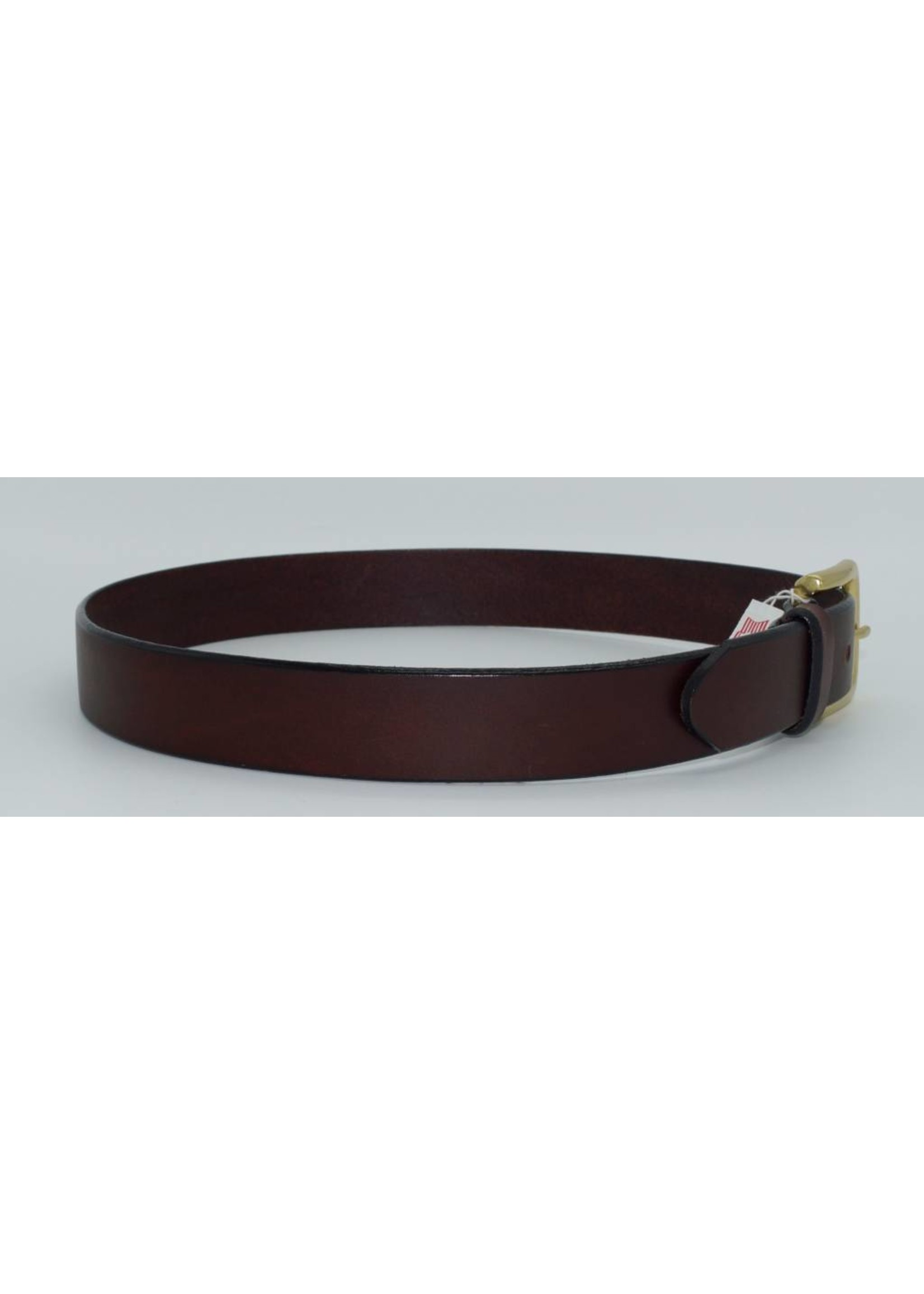 Leegin Leegin English Bevel Belt Brown 21807