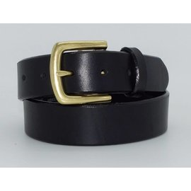 Leegin Leegin English Bevel Belt Black 21803