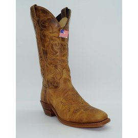 Abilene WOMEN'S ANTIQUED COWHIDE BOOT 9114