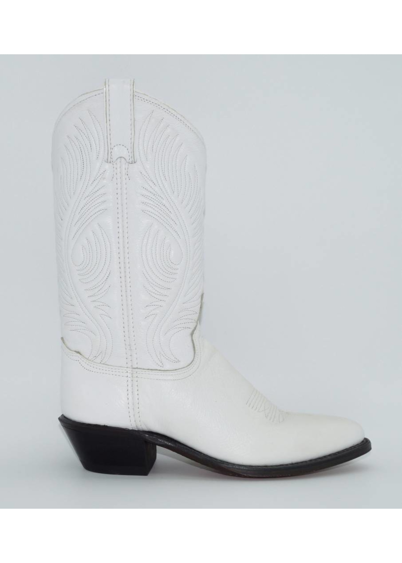"""Abilene Women's 11"""" Tooled Feather Western Boots 9054"""