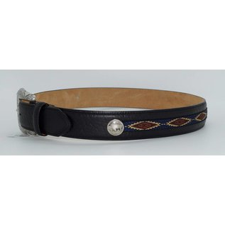 Justin Mens Northern Bison Belt C13653
